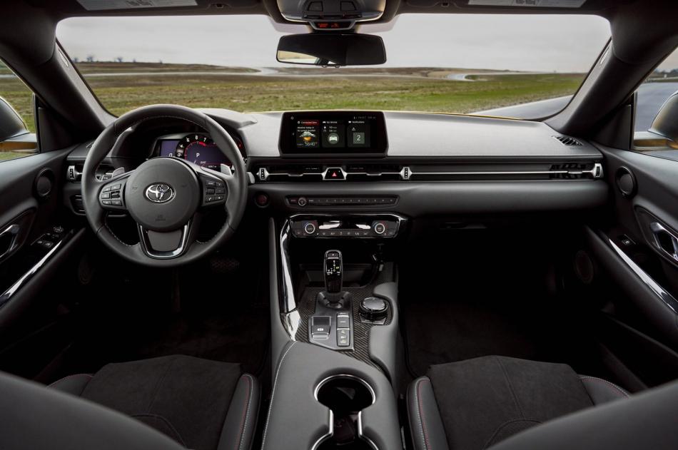 Toyota Supra 2021 модельного года