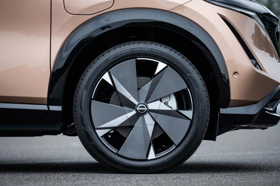 Аэродинамические колесные диски