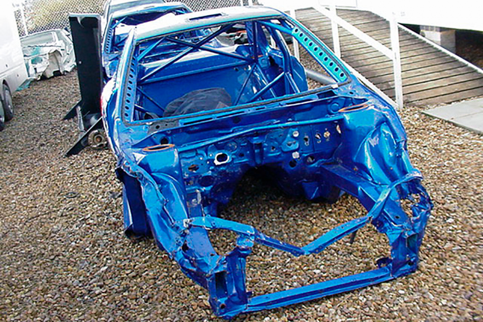 кузов Subaru Impreza WRC