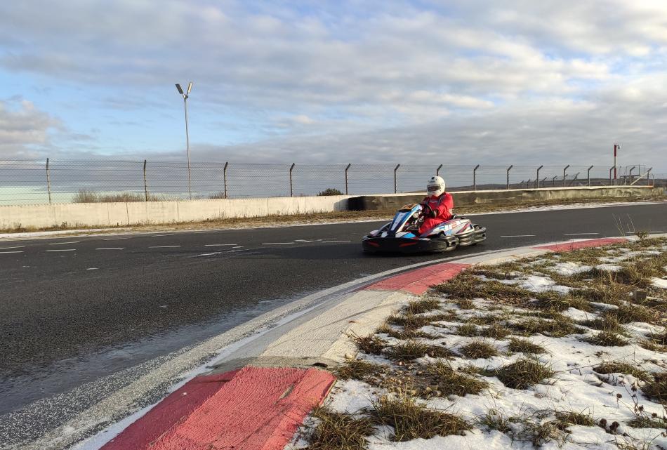 Sodi RT8 ADM Raceway