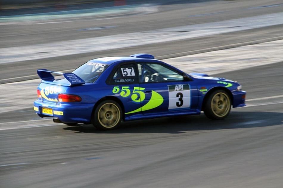 Subaru Impreza WRC