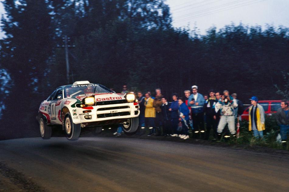 Toyota Celica Turbo 4WD (ST185)