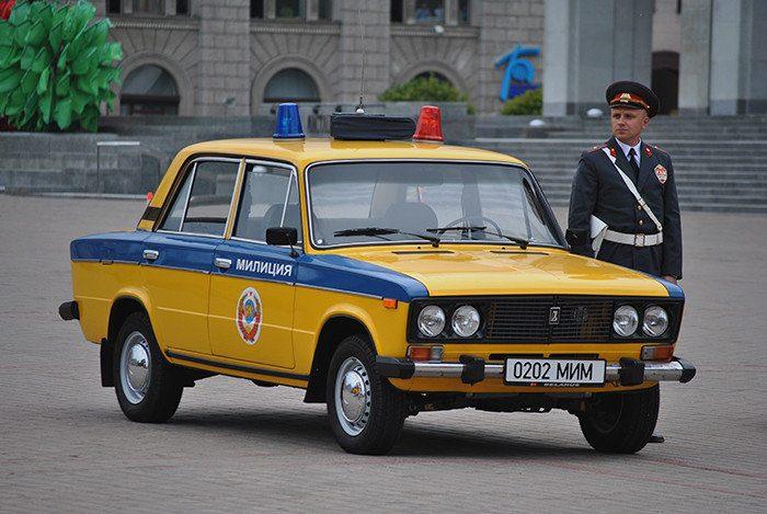 ВАЗ для милиции