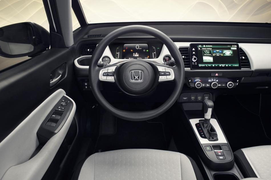 Honda Jazz 2020 интерьер