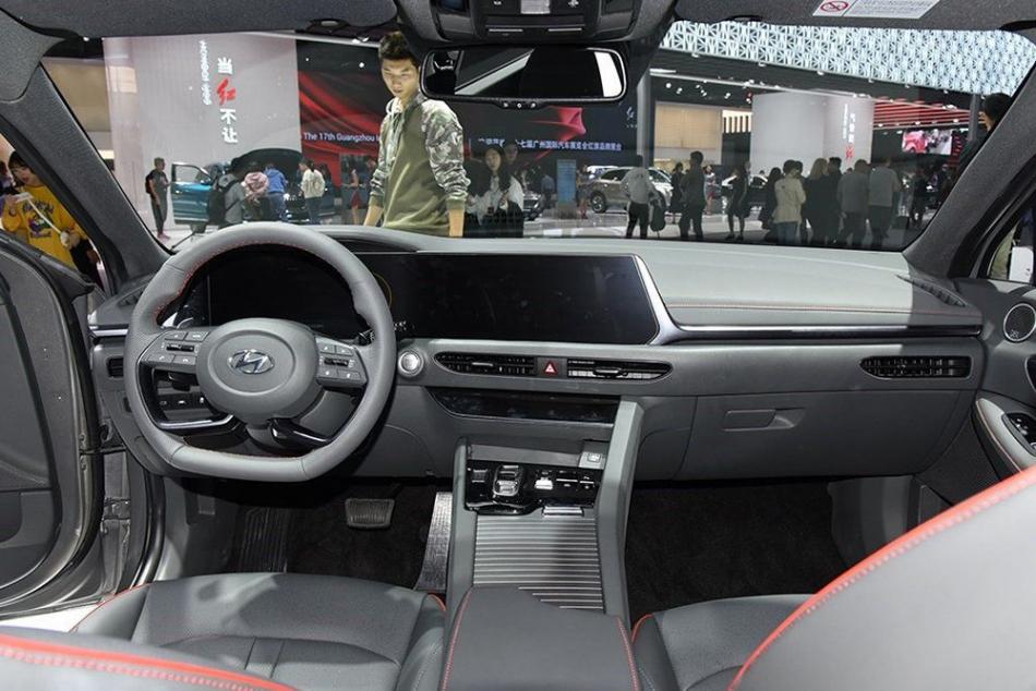 Китайская Hyundai Sonata