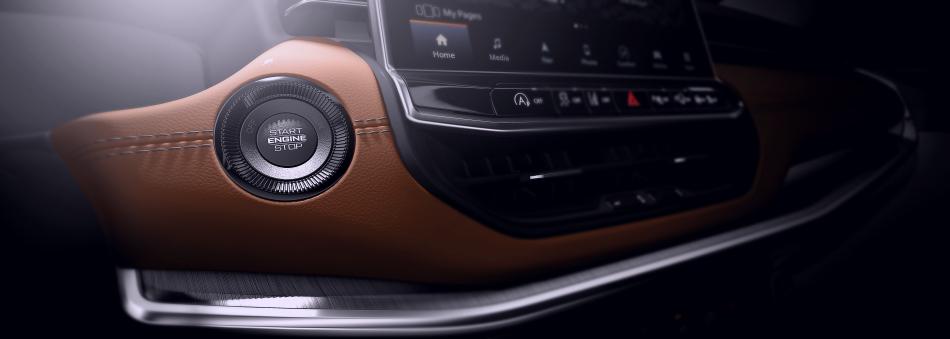 Jeep Compass для китайского рынка