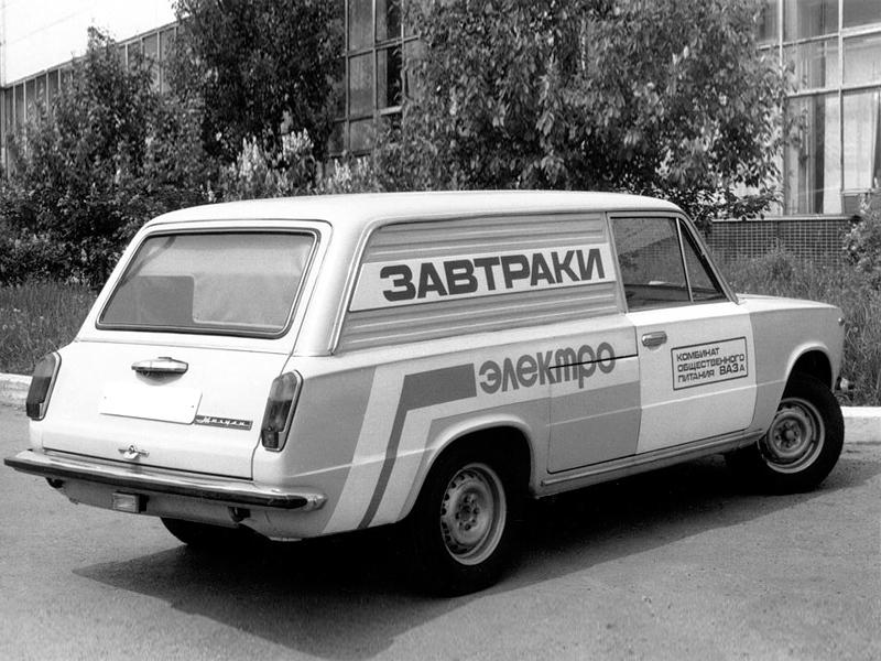 ВАЗ-2102Э
