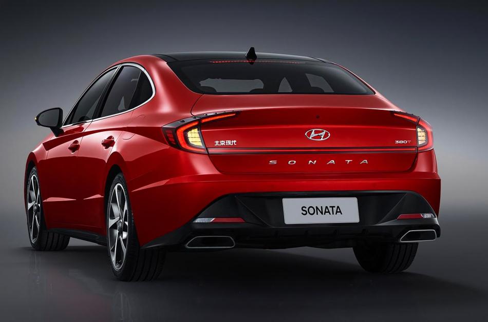 Hyundai Sonata китайская