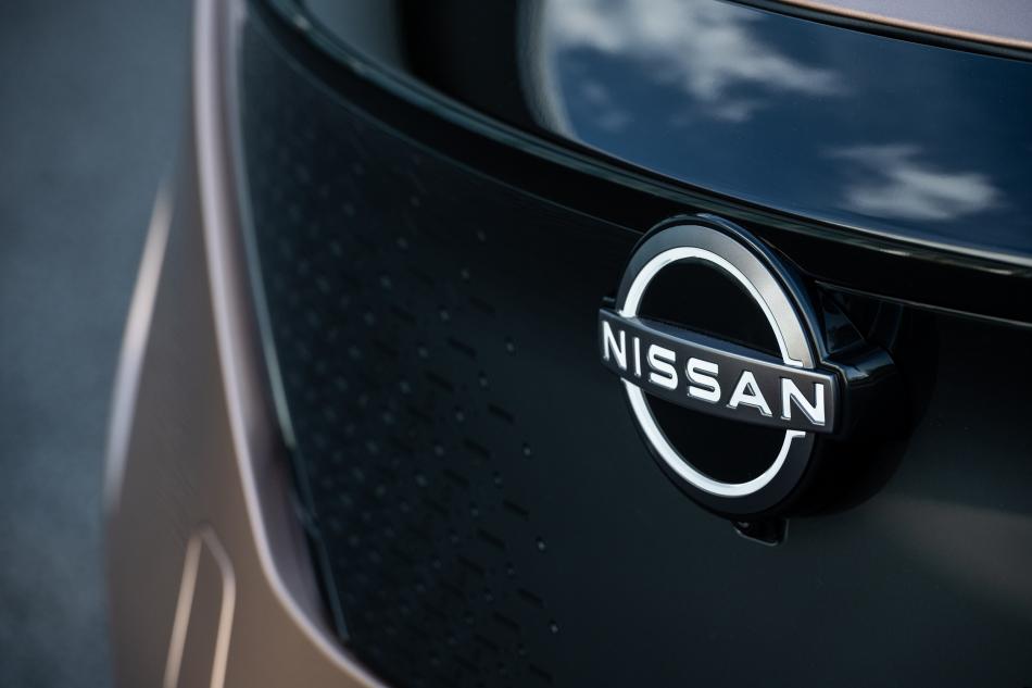 Новый логотип Nissan