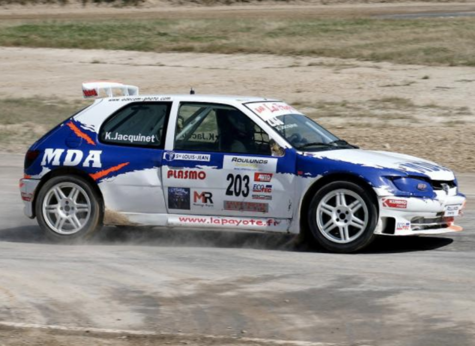 Peugeot 306 maxi Evolution 2