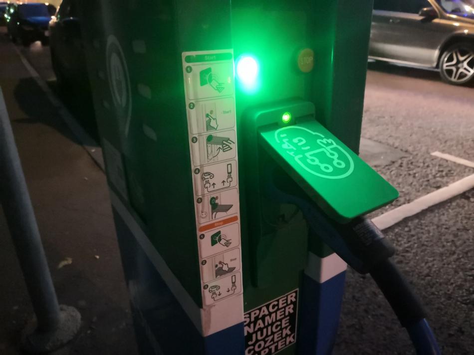 станция мосэнерго зарядка электрокара