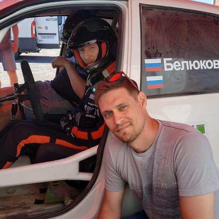 На тестах с Алексеем Люкьянюком